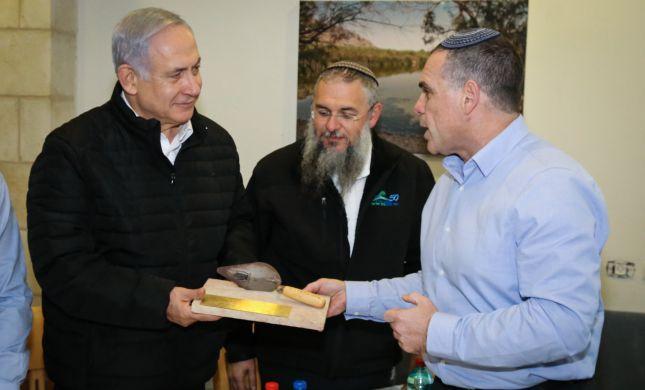 ביהודה ושמרון מציבים קווים אדומים לתכנית המאה