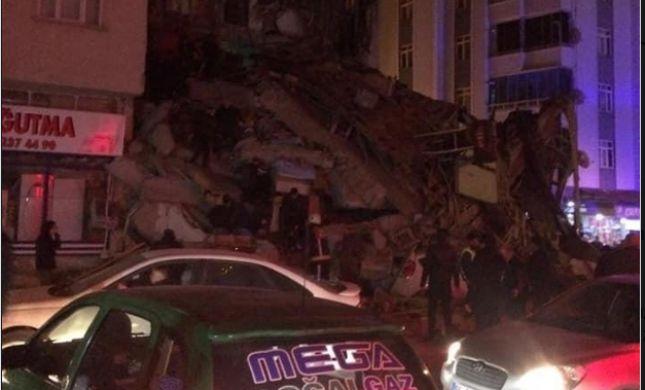 21 הרוגים ברעידת אדמה בטורקיה, שהורגשה בישראל