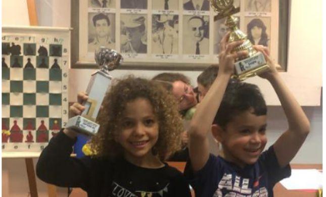 מוחות העתיד | אליפות ישראל בשחמט עד גיל 6