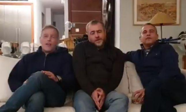 צפו: העיתונאים הימניים בניגון לכבוד שבת