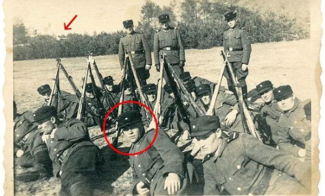 נחשפה התמונה שמוכיחה כי דמיאניוק היה נאצי