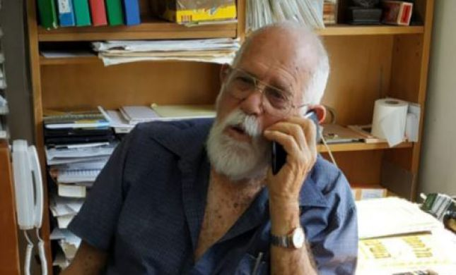 שמעון כהנר 'קצ'ה', הלך לעולמו בגיל 85