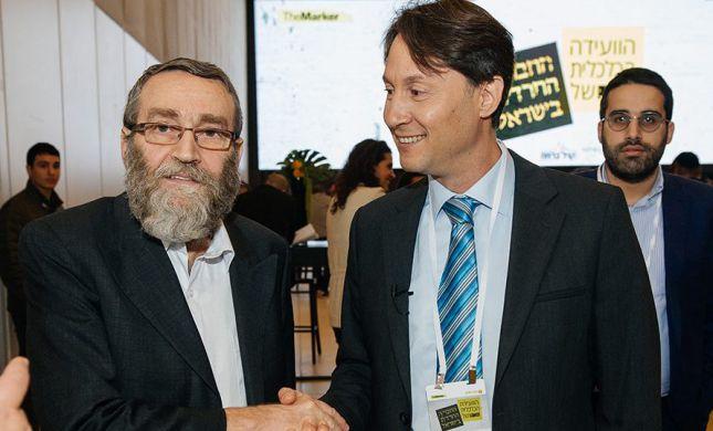 """מנכ""""ל בנק ירושלים: יתרון גדול בהעסקת חרדים"""