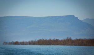 ארץ ישראל יפה, טיולים, מבזקים בפחות מחודש: מפלס הכנרת בעוד נתון מרשים