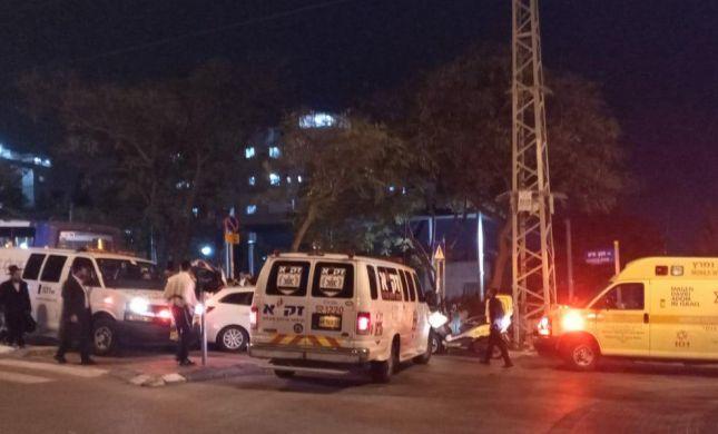 טרגדיה במודיעין עילית: ילד נהרג מפגיעת אוטובוס
