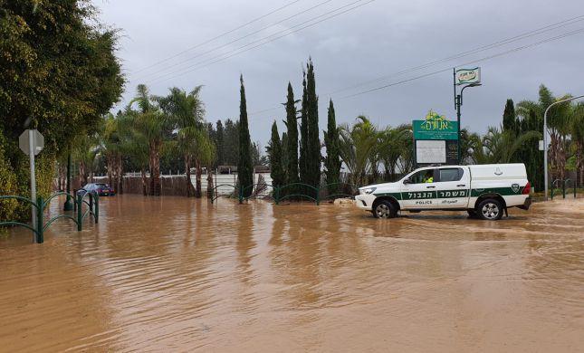 נערכים לסופה: לקראת הסערה-הנחיות מצילות חיים