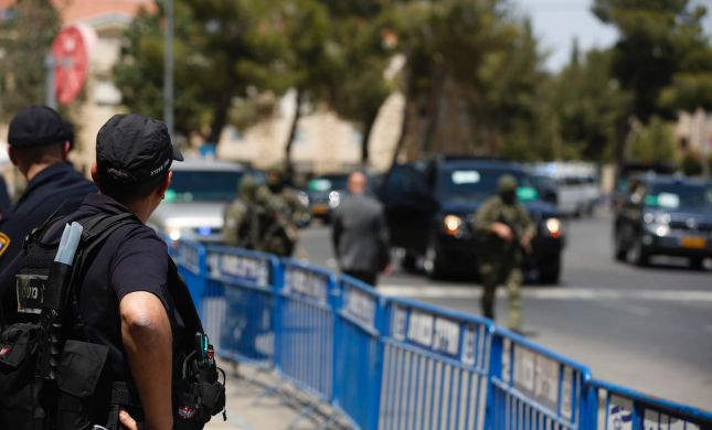 ממחר: אלה הכבישים והרחובות שיחסמו בירושלים