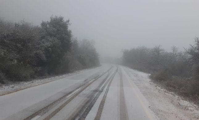 קור קיצוני, ברד ועוד שלג בדרך: תחזית מזג האוויר