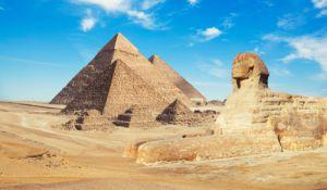 יהדות, פרשת שבוע סיפורה של מצרים הוא הסיפור של האנושות כולה