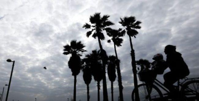 רוחות חזקות, גשם ואובך: תחזית מזג אוויר