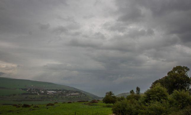 הגשם נעצר, הקור נשאר: תחזית מזג האוויר