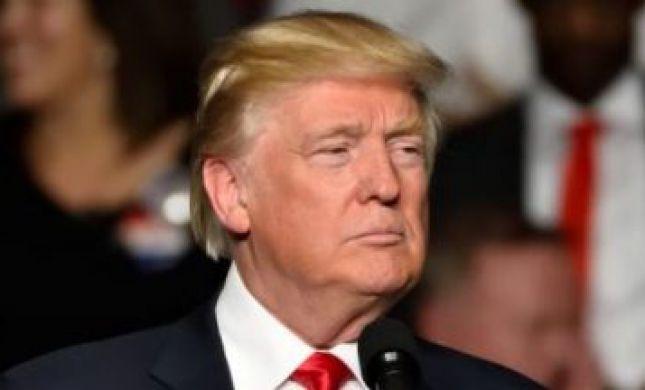 """טראמפ צייץ בעברית: """"תמיד אעמוד לצד העם היהודי"""""""