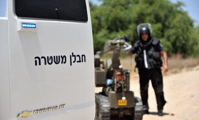 טרור הבלונים מתרחב: צרור בלוני נפץ נחת בקריית גת