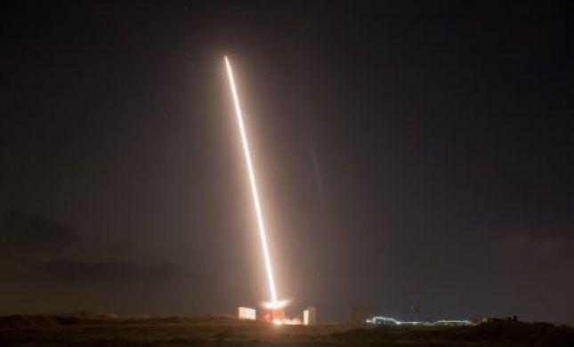 רקטה שוגרה מעזה לשטח ישראל; אין נפגעים