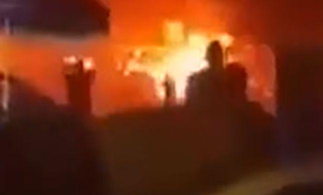 חיסול סולימאני: כך נראתה הזירה רגע אחרי התקיפה