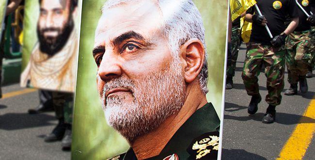 """""""השהיד החי"""" מת: קאסם סולימאני חוסל בתקיפה בבגדד"""
