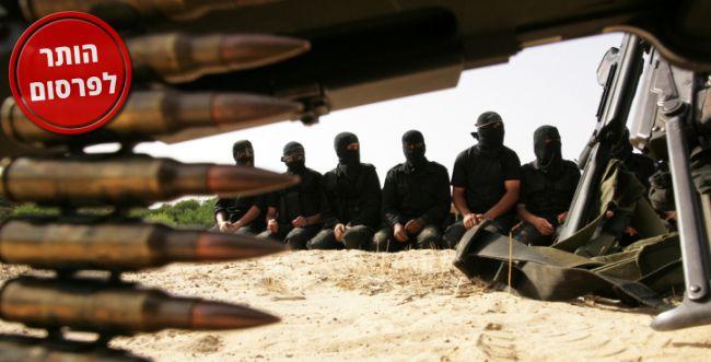 """שב""""כ חשף פעילות ריגול של חמאס בשטח ישראל"""