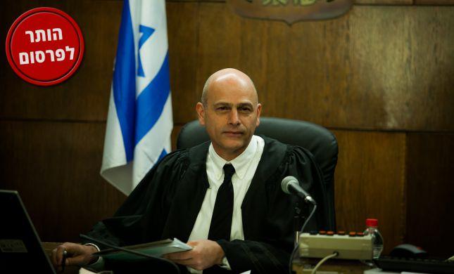 """השופט בפרשת אפי נוה - נשיא ביהמ""""ש המחוזי בת""""א"""