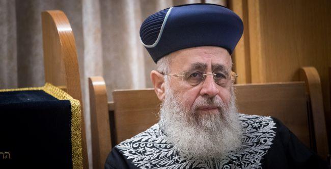 הרב יוסף צודק, אני לא מוכן להיעלב בשביל הגוי
