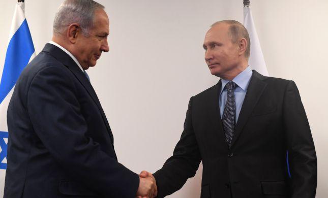 ישראל פנתה לרוסיה לסיוע בסוגיה הומניטארית