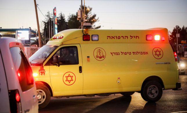 3 פצועים בתאונה קשה בין תקוע לצומת גוש עציון