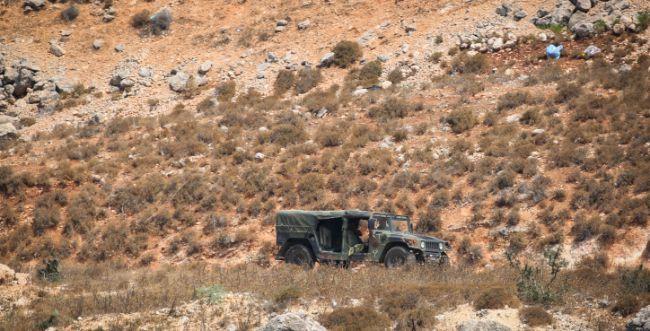 """גבול הצפון: צה""""ל עצר חשוד שחדר מלבנון לישראל"""
