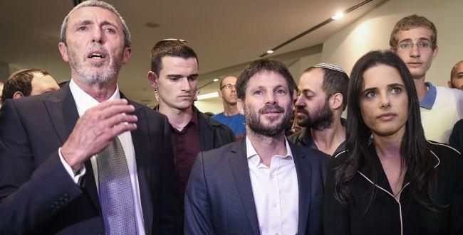 """פרטי ההסכם: הבית היהודי נמחקה; סמוטריץ' יהיה יו""""ר"""