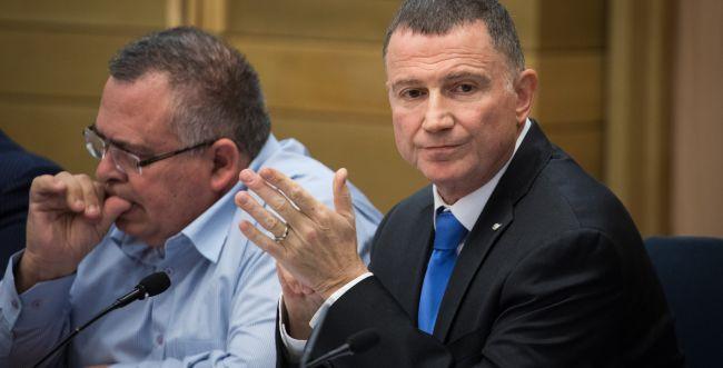 """יו""""ר הכנסת יודיע מה דעתו לגבי כינוס ועדת הכנסת"""