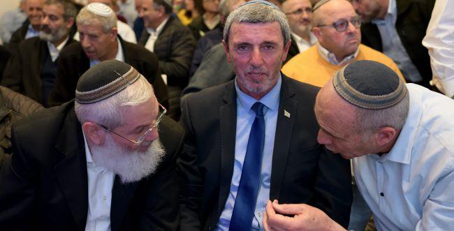 יוגב ובן דהן מקימים מחדש את הבית היהודי