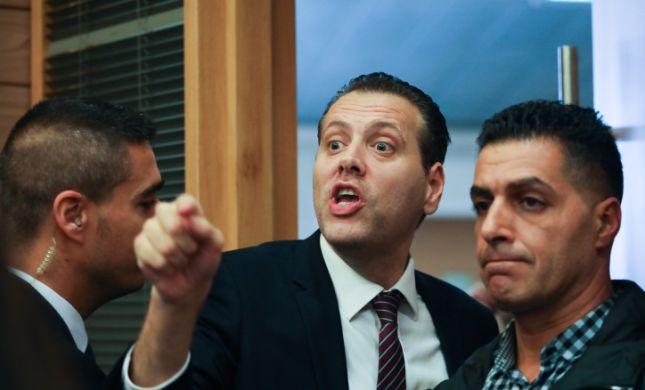 """חברי בלוק הימין יצאו מהדיון: """"קרקס פוליטי"""" • צפו"""