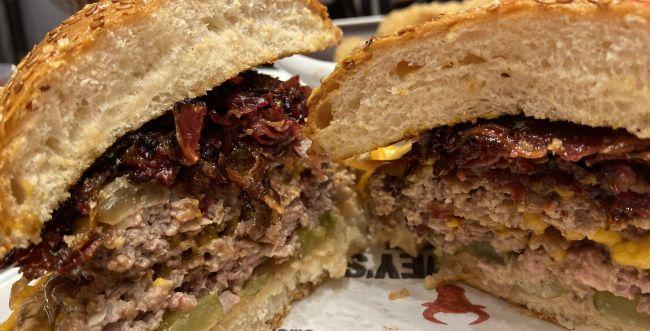 ירושלים של בשר וגבינה (טבעונית) | ביקורת מסעדות