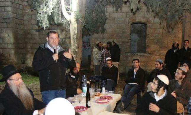 44 שנים לעלייה לסבסטיה: מאות בני אדם עלו למקום