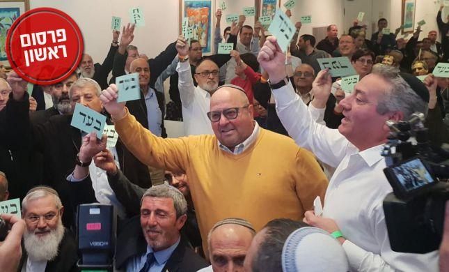 הנציג המוניציפלי תובע את הבית היהודי