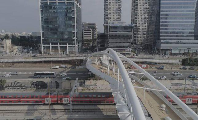 אחרי הסערה סביב בנייתו: גשר יהודית ייפתח מחר
