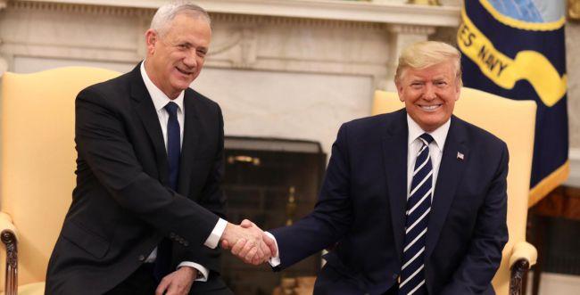 גנץ ימריא לוושינגטון וייפגש עם שר הביטחון האמריקני