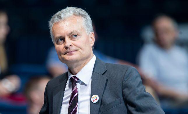 ברגע האחרון: נשיא ליטא ביטל את הגעתו לישראל