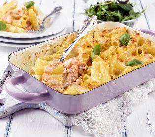אוכל, מתכונים חלביים לתקתק ארוחה: מתכון מפנק לפסטה סלמון