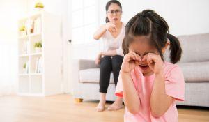 הורות ולידה, סרוגות לתת עונשים לילדים - מה הבעיה עם זה?