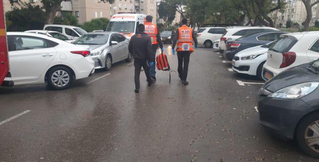 חיפה: פועל נפל ממרפסת בקומה ה-14 וניצל בנס