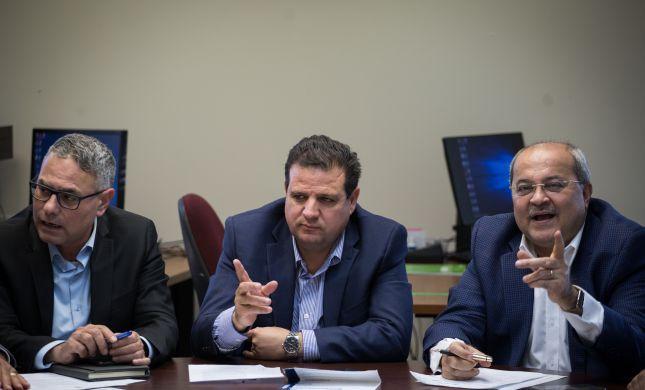 איימן עודה: לבני גנץ אין ממשלה בלי הרשימה הערבית