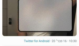 """ויראלי דובר צה""""ל באנגלית צייץ תמונה של חיילת בלי חולצה"""