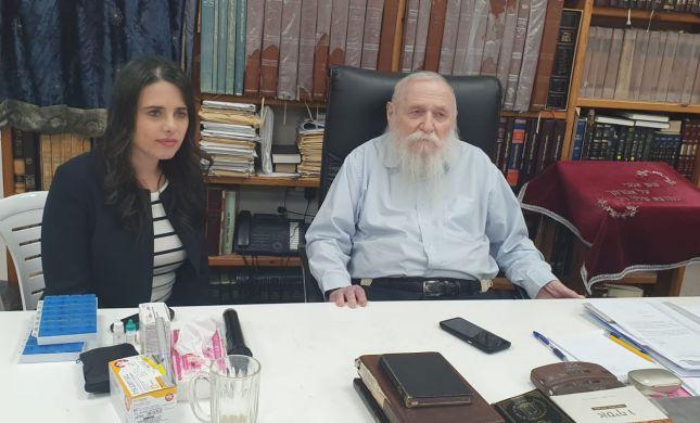 """הרב דרוקמן: """"מצווה מיוחדת לתמוך להגדלת ימינה"""""""