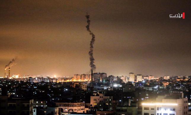 """צה""""ל תקף מטרות של הג'יהאד האסלאמי בסוריה"""