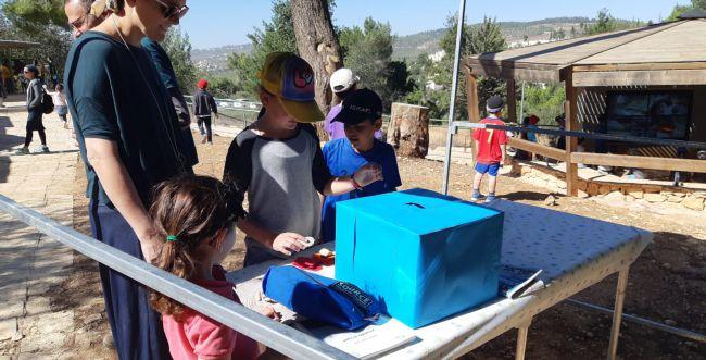 בוחרים בטבע: פעילויות רשות הטבע והגנים ליום הבחירות