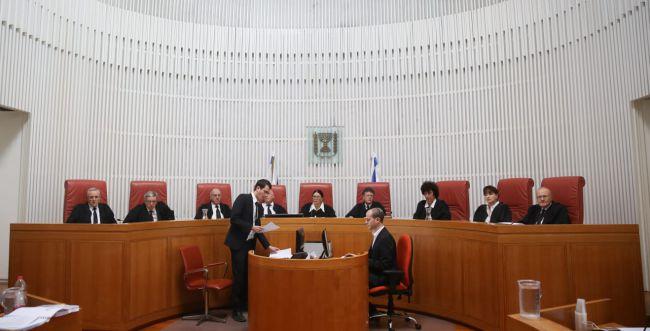"""עו""""ד על הפרשה: יתרו • תפקידו של בית המשפט"""