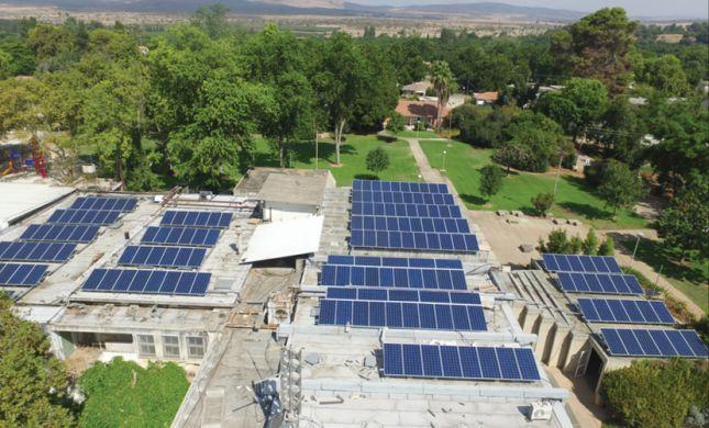 מהפכת האנרגיה בשומרון: כך תרוויח כסף מהשמש
