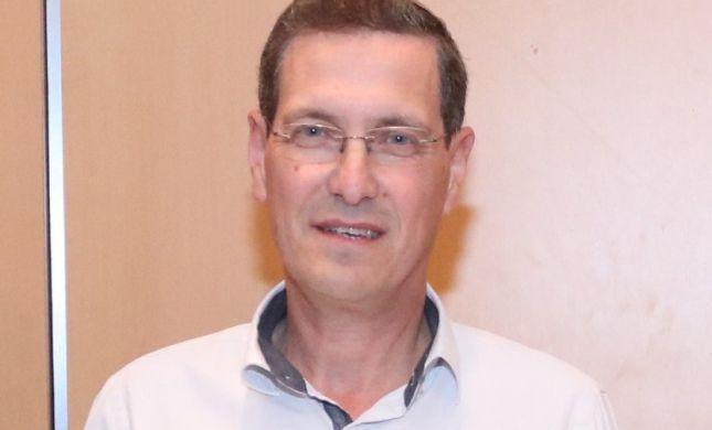 """כבוד למגזר: ד""""ר צחי גליקמן מונה לסמנכ""""ל בכיר ברפאל"""