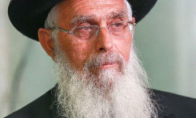 הרב יעקב אריאל זכה בפרס ישראל לספרות תורנית