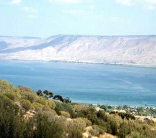 ארץ ישראל יפה, טיולים, מבזקים בדרך לשבור עוד שיא: מפלס הכנרת בעוד עליה נאה