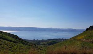 ארץ ישראל יפה, טיולים, מבזקים מתקרבים להסטוריה: מפלס הכנרת ממשיך לטפס